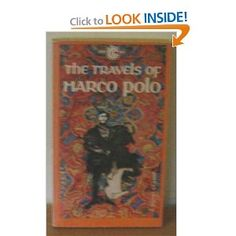 The Travels [Mass Market Paperback] Marco Polo (Author), Milton Rugoff (Editor) | http://www.amazon.com/gp/product/0451517172/ref=as_li_tl?ie=UTF8&camp=1789&creative=390957&creativeASIN=0451517172&linkCode=as2&tag=manipubloffiw-20&linkId=KNZOACEONG4GGO6W
