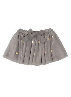 Stella McCartney Honey Girls Star Tulle Skirt