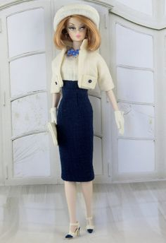 Sunday Best for Silkstone Barbie and Integrity Dolls by Nashas