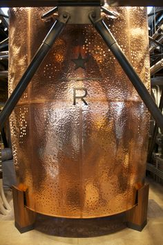 Starbucks Reserve Roastery and Tasting Room opens at the base of Capitol Hill Starbucks Reserve, Seattle Washington, Washington State, Capitol Hill, Tasting Room, Coffee Roasting, Store Design, Coffee Beans, Restaurant Bar
