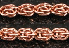 Sweet Pea Chainmaille How-To - full tute. #Wire #Jewelry #Tutorials