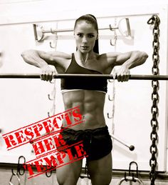 #fitness #fitspiration #respectYOURtemple