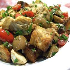 Panzanella Salad - Allrecipes.com