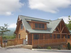 Pigeon Forge cabins with pools at http://www.encompassvacations.com