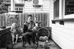La réalité de l'allaitement : Suzie Blake et ses fils