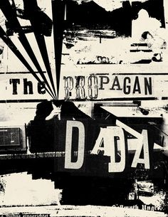 "Micosch Holland; Digital Print, 2012, Printmaking ""The Propagandada"""