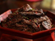 Ki-Sook Yoo's Korean BBQ Short Ribs (Galbi) from CookingChannelTV.com