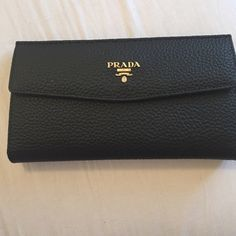 Designer wallet This first copy of prada wallet. closest thing to authentic and can't tell the difference . New Bags Wallets