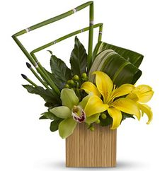 Floral Designs for Stores and Window Displays
