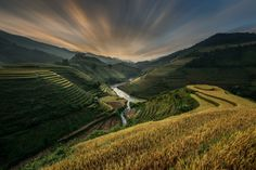 Photograph Morning (Mu cang chai) by sarawut Intarob on 500px