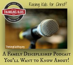 Check out this great podcast on making Biblical family life practical by Hal and Melanie Young!