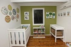Baby Boy's Blue and Green Modern Vintage Nursery: My baby boy, Archie, has a blue and green baby nursery that at first glance appears to be a very modern room design. Baby Boy Room Decor, Baby Nursery Themes, Baby Boy Rooms, Baby Boy Nurseries, Nursery Room, Nursery Ideas, Nursery Decor, Babies Nursery, Kid Rooms