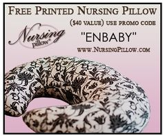 FREE: Nursing Pillow