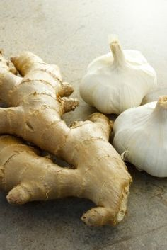 Garlic and Ginger Inhibit Drug Resistant Bacteria