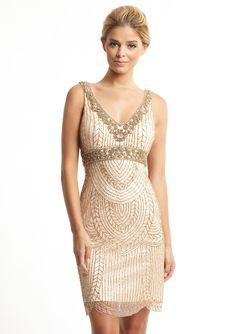 1920s bridesmaid dress - Google Search