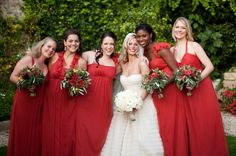 All bridesmaids' dresses approved sizing and payments must be submitted for the order to be placed. We will coordinate with the bride to ens... Bridesmaids