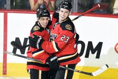 Calgary Flames Negotiations With Johnny Gaudreau/Sean Monahan Affected by Recent MacKinnon, Scheifele Signings Calgary Flames have their sights set on lock...