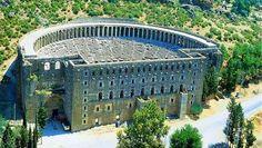 Antalya Aspendos Antik Kenti
