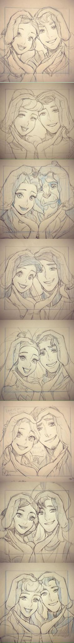 That's adorable!<< <This is the cutest thing I've ever seen: