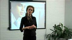 Opening van een presentatie.