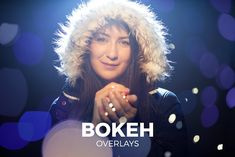 Bokeh Overlays by Mint Pixels on @creativemarket