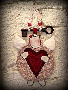 Sweet patchwork: Cupido