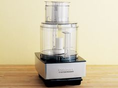 Brushed Stainless 14-c. Premier Series Custom 14 Food Processor by Cuisinart at Cooking.com