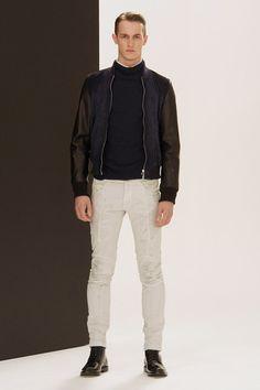 Pierre Balmain Fall 2013 Menswear Collection Slideshow on Style.com