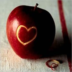 Pomme d'amour C. SOULAYROL et É. CHAUVIN ♥