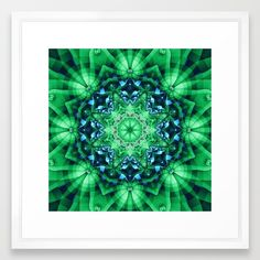 A trendy kaleidoscope design with geometric patterns and cool optical light…