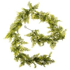 Get 6' Fern Garland online or find other Garlands products from HobbyLobby.com