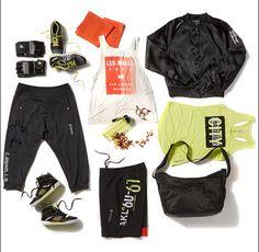 These #BODYJAM essentials are definitely on our wish list! #Reebok #citywarrior #borntorage