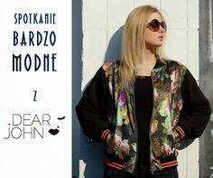 polish brand of fashion DEAR JOHN #clothing #woman #polish #fashion #designer #unique #spotkaniabardzomodne