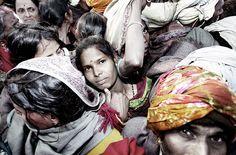 Hannes Schmid: Maha Kumbh Mela Kumbh Mela, North India, Fun Events, Female Images, Pilgrimage, Aphrodite, Real Women, Looking For Women, Worlds Largest