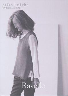 Ravello in Erika Knight Studio Linen | Erika Knight Knitting Patterns | Knitting Patterns | Deramores