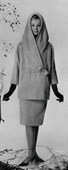 1960 Jacques Esterel 1969 Fashion, Mod Fashion, Classic Fashion, Fashion Photo, Fashion Beauty, Vintage Fashion, 1960s Dresses, Vintage Dresses, Vintage Outfits