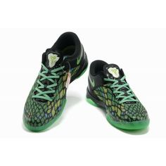 http://www.poleshark.com/ Kobe 8 Shoes All Star Green Blck Blue pit viper! Our Price:$89.99! Free shipping worldwide!