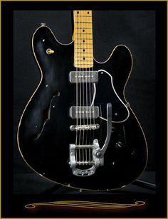 2013 Fano Gf6 in bull black finish