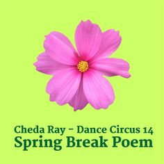 Spring is here! And a big 'Welcome Back' to another banging episode of DC – Dance Circus 14 – Spring Break Poem. Spring Is Here, Spring Break, Play Episode, Progressive House, Poems, Dance, Big, Dancing, Poetry
