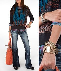 """""""Go Out Strong""""  #buckle #fashion  www.buckle.com  Pinned from PinTo for iPad """