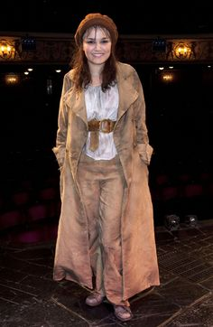 Maybe I'll be Eponine for Halloween this year...