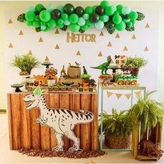 Bernardo, Dinosaur Birthday Party, Baby Shark, Baby Boy, Place Card Holders, Ideas, 2 Year Anniversary, 4 Years, Treat Box