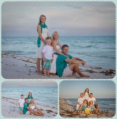family beach portraits, - like the teal and white color theme Family Beach Portraits, Family Beach Pictures, Family Portrait Photography, Family Posing, Beach Photography, Kid Pictures, Family Pictures, Children Photography, Family Photo Colors