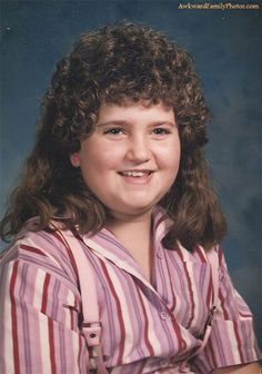 19 Awesome '80s Hairstyles You Totally Wore to the Mall in