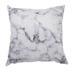 Living & Co Cushion Marble Printed 43cm x 43cm