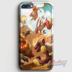 Pokemon Charmander iPhone 7 Plus Case | casefantasy
