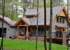 1000 Ideas About Timber Frames On Pinterest Log Homes