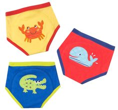 Children/'s  Potty Training Pants Underwear Allie the Alicorn Zoocchini Kids