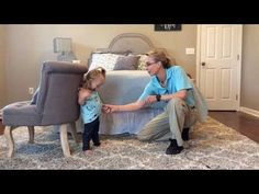 #103 Taking Your First Steps (or not): Exercises for a Baby with Low Tone - YouTube