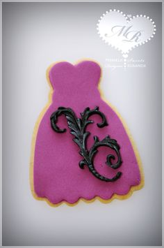 PANTONE Color of the Year 2014 - Radiant Orchid cookie